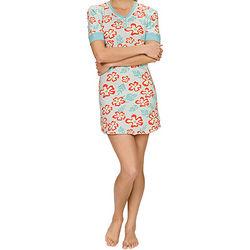 Hawaiian Floral Sleepshirt
