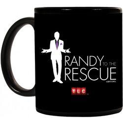 Randy to the Rescue Logo Mug