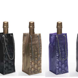 Wine Bottle Cooler Bag Set