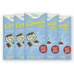 Assorted Chocolate Cereal Bar Gift Box