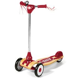 Radio Flyer Deluxe My First Scooter