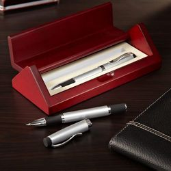 Roll Open Boxed Pen Set