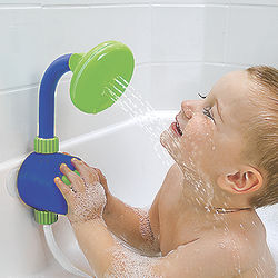 kid 39 s shower head bath toy