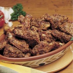 Oven Baked Chicken Wings Italian - 2 1/2-lbs