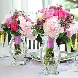 Affinity Wedding Reception Vase