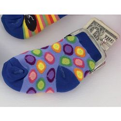 Sock Coin Purse