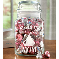 Personalized Hershey's Treat Jar