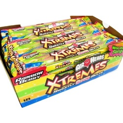 Airheads Extremes Sweetly Sour Belts Box