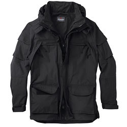 Men's Elite Waterproof Breathable Parka
