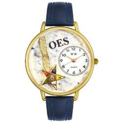 Order of the Eastern Star Personalized Watch