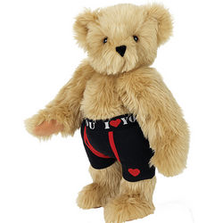 Huggable Hunk Teddy Bear