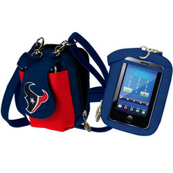 NFL Team Logo PursePlus Touch Wallet Pouch