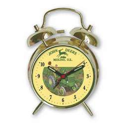 John Deere Scenic Face Alarm Clock