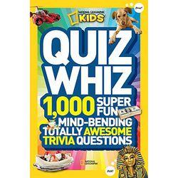 National Geographic Kid's Quiz Whiz Book