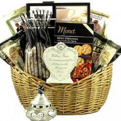 Wedding Bells Gourmet Gift Basket