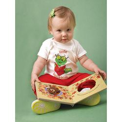 Little Bookworm Snapsuit