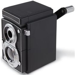Old-Fashioned Camera Pencil Sharpener