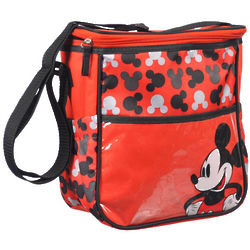 Mickey Mouse Let's Ride Mini Diaper Bag