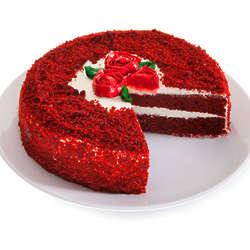 6-Inch Red Velvet Cake