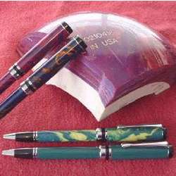 Handmade Classic Bowling Ball Pen or Pencil