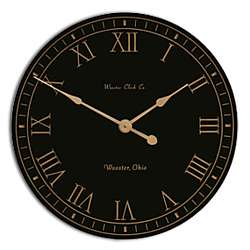 "17"" Personalized Wall Clock"