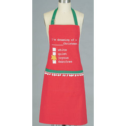 I'm Dreaming Of Apron