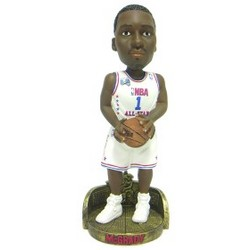 Orlando Magic Tracy McGrady 2003 All-Star Uniform Bobble Head