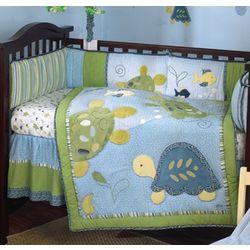 Turtle Reef 6 Piece Baby Crib Bedding Set Findgift Com