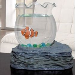 Fake Fish Bowl