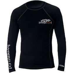Hyperflex Poly Fleece Rash Guard