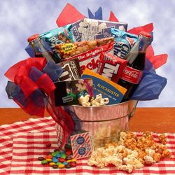 Blockbuster Night Movie Gift with 1 Month NetFlix Subscription