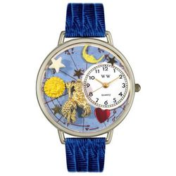 Aquarius Watch with Zodiac Miniatures