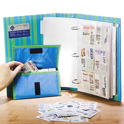 Coupon Organizing System Kit