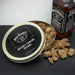 Jack Daniels Whiskey Flavored Pecan Pralines