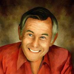 Johnny Carson Limited Edition Print