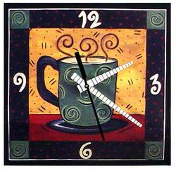 Coffee Time Clock