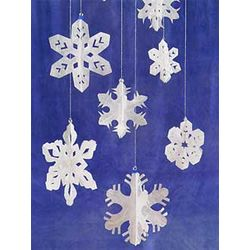 Winter Snowflakes Kit