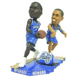 Orlando Magic McGrady & Howard Bobble Mates
