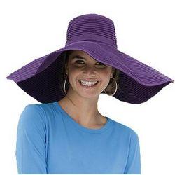 Women's Shapeable Poolside Sun Hat