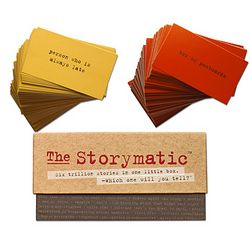 Storymatic Game