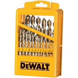 DeWalt DW1969 Pilot Point Index 29 Piece Set