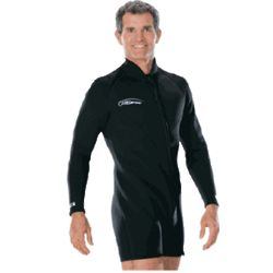 Men's NeoSport Scuba Step-In Wetsuit Jacket