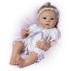 Chloe's Look of Love Lifelike Baby Doll