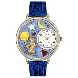 Virgo Watch with Zodiac Miniatures