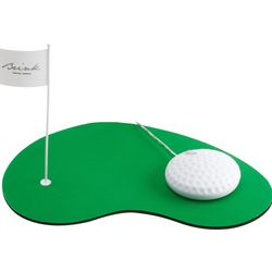 Front 9 Mouse Pad Gift Set