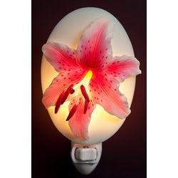 Star Gazer Lily Night Light
