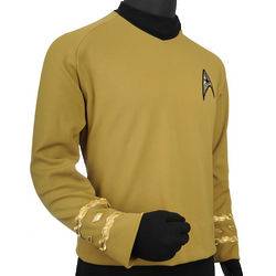 Star Trek Captain Kirk Tunic Shirt