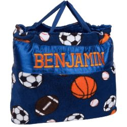 Sports Nap Bag