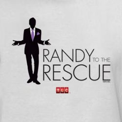 Randy to the Rescue Logo T-Shirt