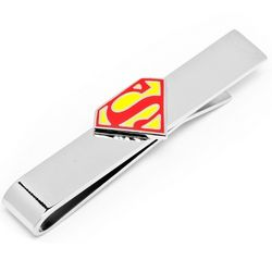Superman Tie Bar